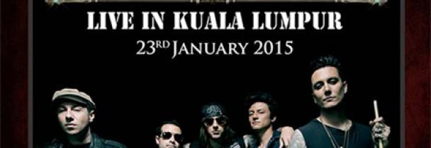 Avenged Sevenfold Live In Kuala Lumpur