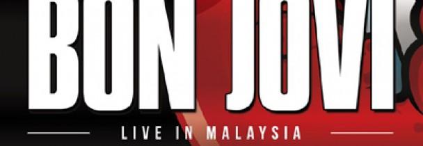 Bon Jovi Concert Live In Malaysia