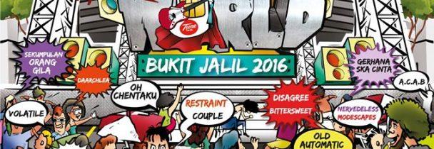 Rock the World Bukit Jalil