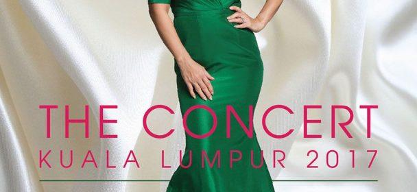 Sheila Majid: The Concert Kuala Lumpur 2017