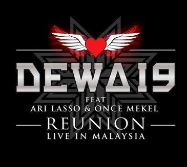 Dewa 19 Feat Ari Lasso & Once Mekel