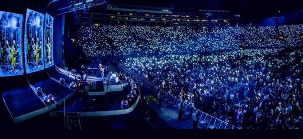 Ed Sheeran Divide Stage Tour
