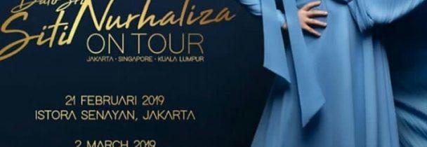 Dato Sri Siti Nurhaliza On Tour